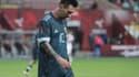 Lionel Messi avec l'Argentine