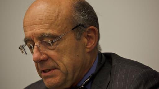 L'ancien ministre des Affaires étrangères Alain Juppé