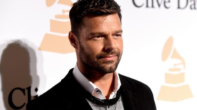 Ricky Martin, le 7 février 2015