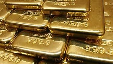 L'or devrait atteindre 1800 dollars en 2013