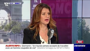 Marlène Schiappa annonce qu'elle sera chargée de réduire à 6 mois les délais d'obtention de l'asile en France