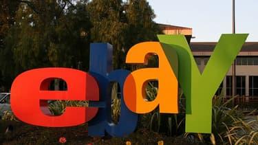 Le siège d'eBay en Californie.