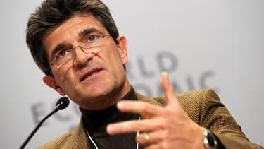 Patrick Odier, le président de l'Association suisse des banquiers.