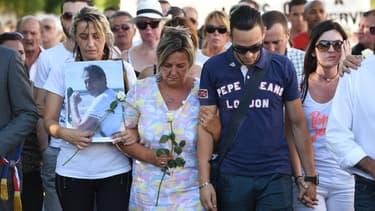 """Laurence Cornara, la veuve de la victime de Yassin Salhi a dénoncé les """"erreurs"""" de l'administration pénitentiaire."""