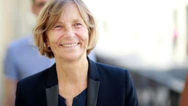 Marielle de Sarnez à Paris, le 18 juin 2017