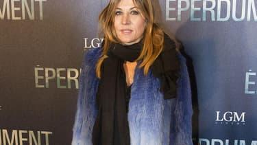 L'actrice Mathilde Seigner, en février 2016.