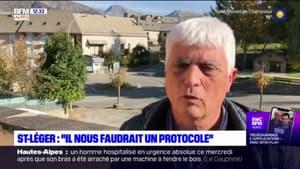 """Stations de ski: le maire de Saint-Léger-les-Mélèze réclame """"un protocole"""""""