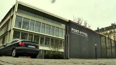 La maternité de Port-Royal à Paris