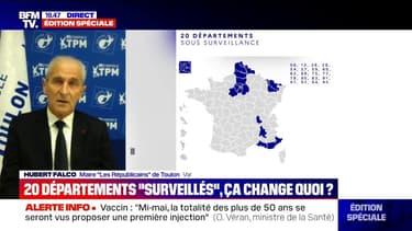 """Reconfinement le week-end: pour le maire de Toulon, """"c'est le dernier levier avant le confinement, qu'il faut éviter"""""""