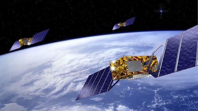 Le système de positionnement par satellite Galileo est l'un des programmes phares de l'Europe dans le secteur spatial