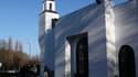 La mosquée de Nantes