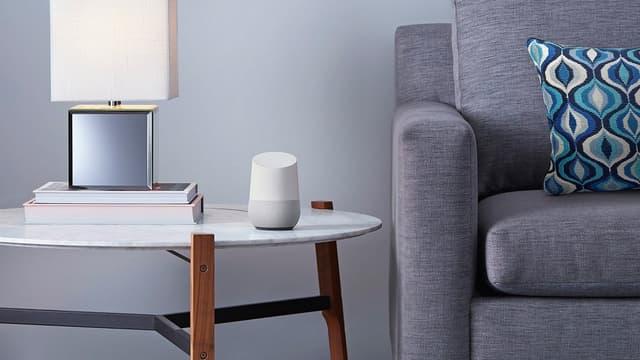 Google Home permet désormais de faire ses courses depuis son canapé.