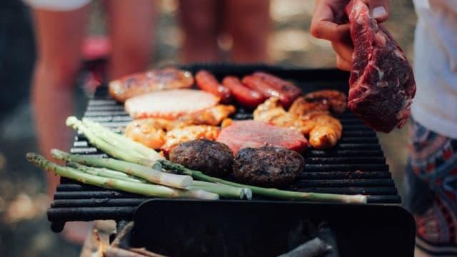 Un barbecue (Photo d'illustration)