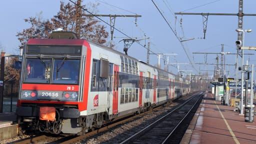 Le 16 mars, une vingtaine de personnes avaient fait irruption dans le RER D pour racketter les passagers.
