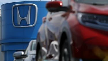 Image d'illustration - Un site Honda aux Etats-Unis.