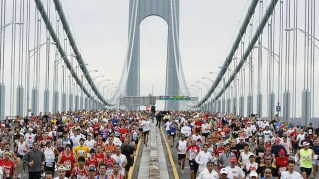 New York, le rêve de tous les runners !