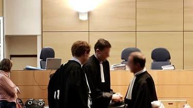Une salle d'audience du tribunal de Mont-de-Marsan, dans les Landes (illustration). - Jean-Pierre Muller - AFP