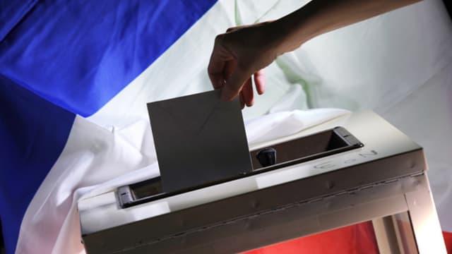 Image d'illustration d'une urne de vote