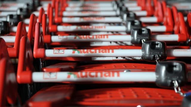 """La perte nette de 1,5 milliard d'euros enregistrée au 30 juin 2019 intègre principalement """"le résultat de la cession des activités d'Auchan Spa"""", la filiale d'Auchan Retail en Italie."""