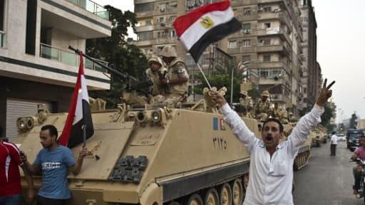 L'Arabie Saoudite souhaite que la communauté internationale soutienne l'armée égyptienne.