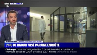 """Accusations d'essais illégaux: l'agence du médicament veut """"diligenter une inspection"""" à l'IHU de Marseille"""