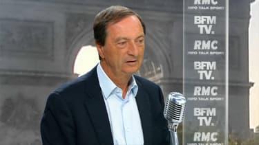 Michel-Édouard Leclerc invité de BFMTV-RMC