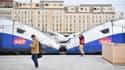 Le week-end du 28 et 29 avril s'annonce compliqué pour les passagers de la SNCF et d'Air France. (image d'illustration)