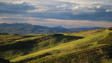 La superficie totale de ce bien situé dans le Colorado avoisine les 91.000 hectares.