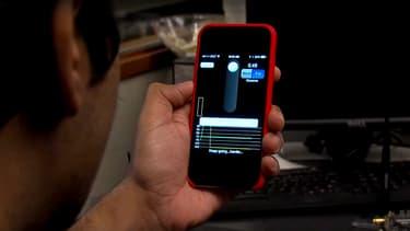 L'application SpiroSmart développée par l'Université de Washington
