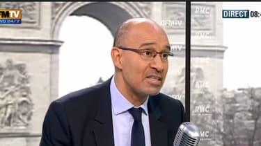 Harlem Desir a concédé que des hausses d'impôts auraient lieu en 2014.
