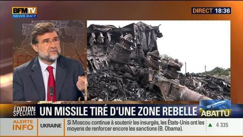 BFM Story: Edition spéciale: Crash du vol MH17: Les Etats-Unis et la Russie demandent une enquête impartiale et complète - 18/07