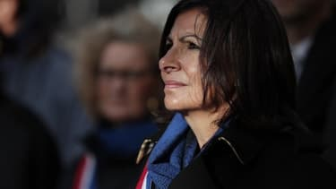 La maire de Paris, Anne Hidalgo (Photo d'illustration).