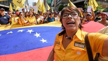 Le Venezuela est en pleine tourmente.