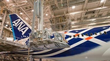Le Dreamliner est un avion très léger qui vient compléter la gamme de longs-courriers de Boeing. (Boeing)
