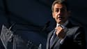 Nicolas Sarkozy a participé pour la première fois à la fête de la violette samedi, dans le Loir-et-Cher.