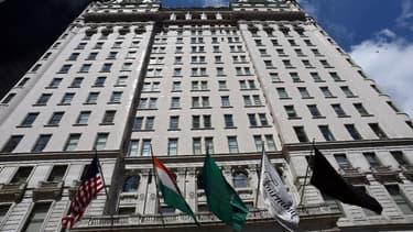 Le Plaza Hotel pourrait changer de propriétaire.
