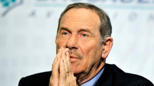 Charles Edelstenne a passé 52 ans au sein du groupe Dassault