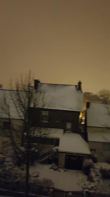 Épisode neigeux dans les côtes d'Armor - Témoins BFMTV