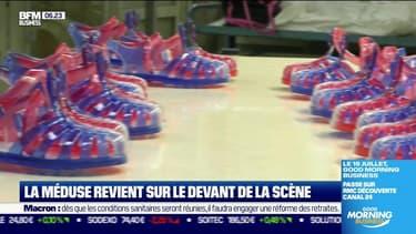 La France qui résiste : La méduse revient sur le devant de la scène, par Justine Vassogne - 13/07