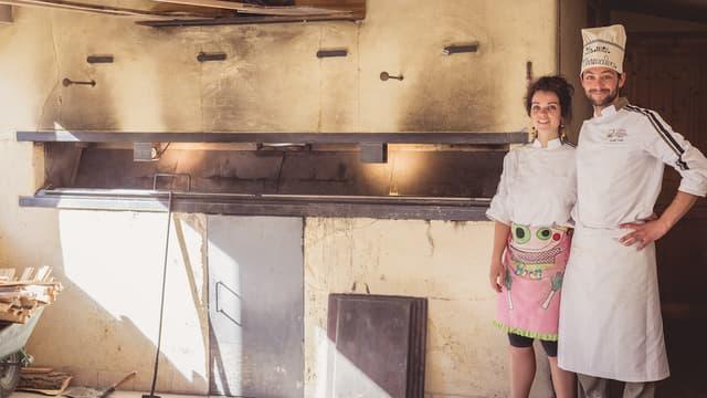 Charlotte Bézy et Mael Cabé ont décidé de changer de vie. Ils se lancent dans la boulangerie et s'installent  au cœur de l'Auvergne.
