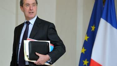 Le ministre de l'Intérieur Claude Guéant.