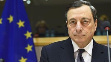 Mario Draghi a adopté un ton mélancolique