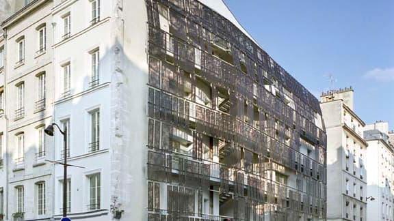Les architectes se paupérisent