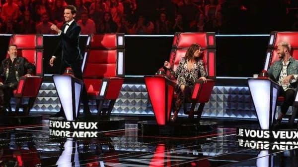 """Le jury de la prochaine saison de """"The Voice"""" sera composé de Florent Pagny, Mika, Zazie et M. Pokora."""
