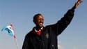 Le chef de l'Etat sortant, Paul Kagame, a remporté l'élection présidentielle de lundi au Rwanda avec 93% des voix. L'ancien chef militaire du Front patriotique rwandais a obtenu 4.638.560 voix sur un total de 5.178.492. /Photo prise le 6 août 2010/REUTERS