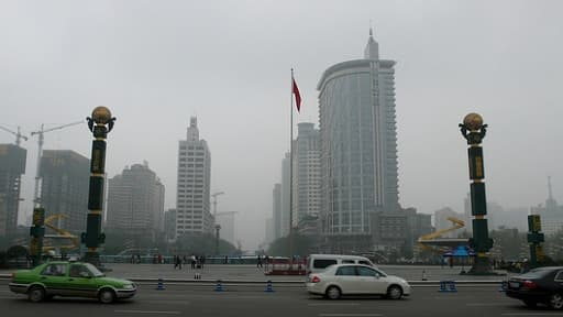 La ville de Chengdu, dans le centre de la Chine, abrite désormais le plus grand centre commercial au monde.