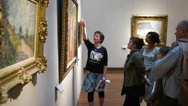 Les musées ( comme ici celui des Beaux-arts de Lyon) disposent de réserves inutilisées