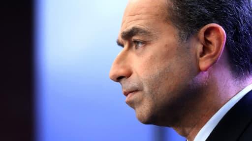 """Le président de l'UMP, Jean-François Copé, veut un """"groupe de réflexion"""" sur le FN (photo d'illustration)."""
