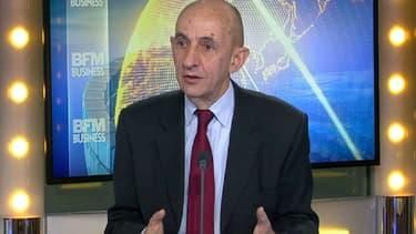 Louis Gallois décrit le futur de l'industrie