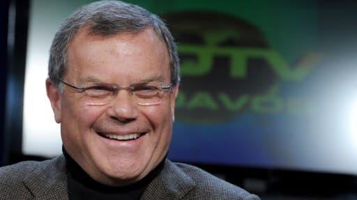 Martin Sorell, le patron de WPP,  va rester à la tête du leader mondial de la publicité.